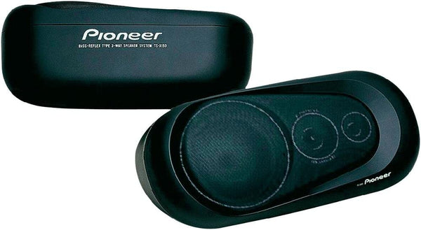 "Pioneer TS-X150 5.25"" 60-Watt 3-Way Surface-Mount Speakers"