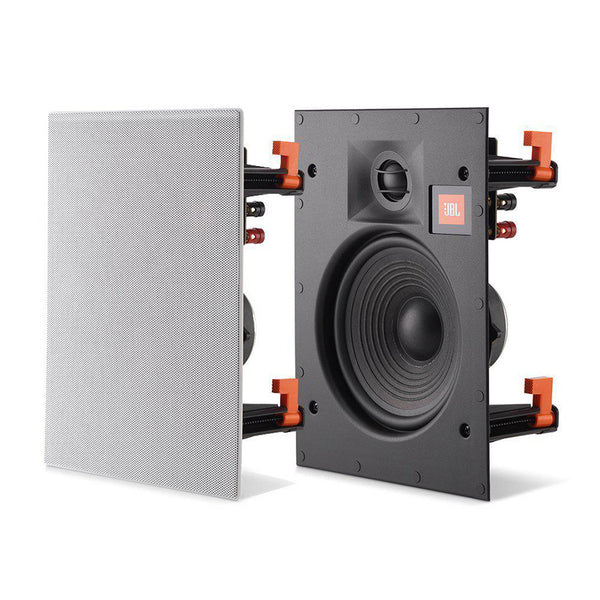 "JBL LAE6I  ARENA6IWAM Architectural 80W In-Wall Loudspeaker with 6.5"" Woofer"