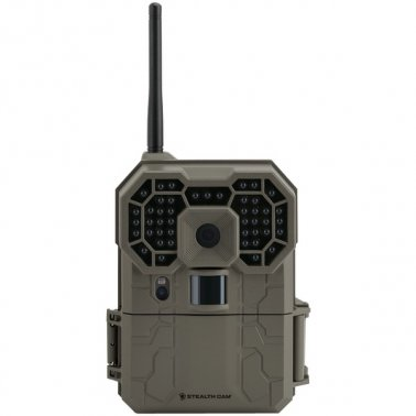 Stealth Cam STC-GX45NGW 12.0-Megapixel Wireless NO GLO Scouting Camera