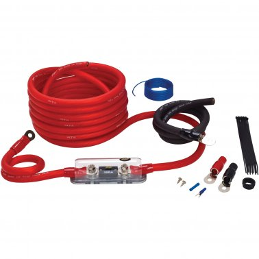 Stinger SK4201 1/0 Gauge 4000 Series Power Amplifier Installation Kit