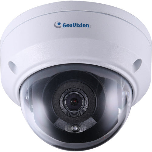 Geovision 125-TDR4700-0F10 4MP Outdoor Network Dome Camera with Night Vision