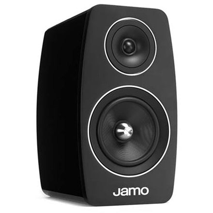 Jamo 1060882 C103 Concert Series Flagship 2Way Bookshelf Speaker (Pair HighGloss