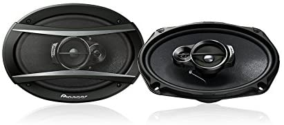 "Pioneer TS-A6960F A-Series Coaxial Speaker System (4 Way, 6"" x 9"")"