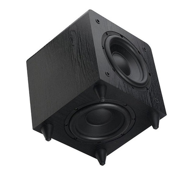 "Sunfire™ SDS-10 10"" Dual-Driver Powered Subwoofer w/ FFD™ Technology, 250W RMS/5"