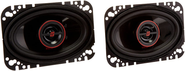 "Cerwin-Vega H746 HED® Series 2-Way Coaxial Speakers (4"" x 6"", 275 Watts max)"