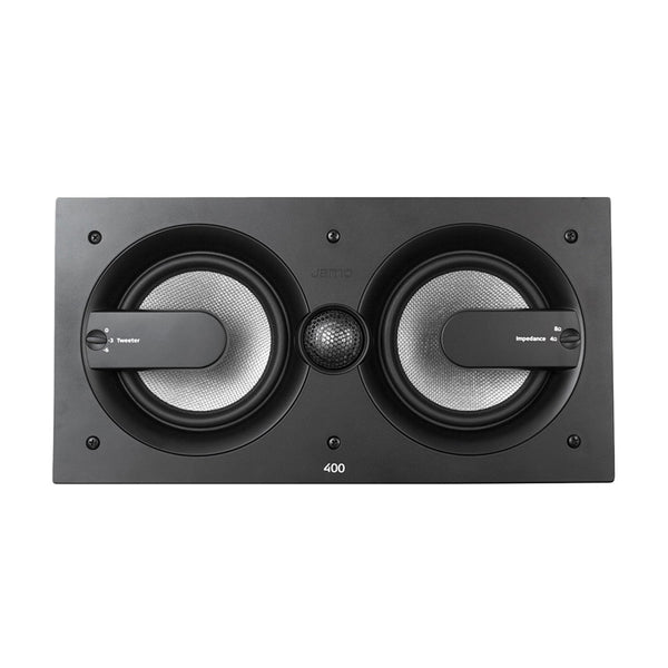 Jamo 93922 IW 425 LCR FG 2-Way In-Wall Installation Speaker