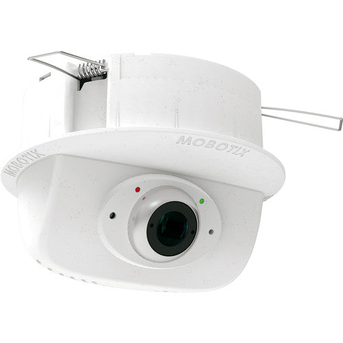 MOBOTIX p26B MX-P26B-6D016 6MP Network Camera with Day Sensor and Fisheye Lens