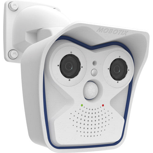 MOBOTIX MX-M16TB-R237 Outdoor Network Thermographic Camera w/ R237 Thermal Lens