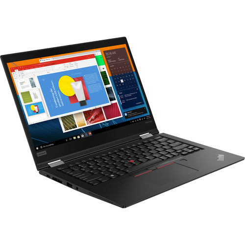 "Lenovo 20NN0011US 13.3"" ThinkPad X390 Yoga Multi-Touch 2-in-1 Laptop (Black)"