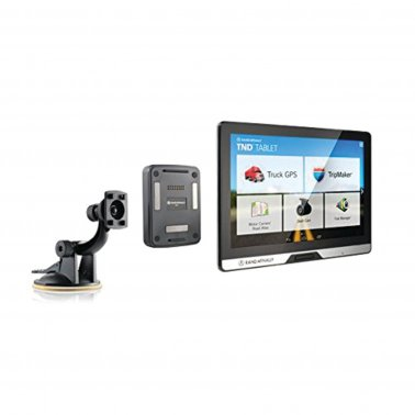 "IntelliRoute® 528013076 8"" TND™ Tablet 80 with Built-in Dash Cam"