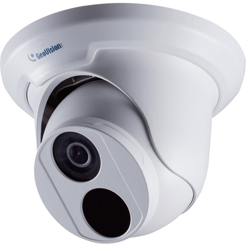 Geovision GV-EBD8700 8MP Outdoor Network Eyeball Camera with Night Vision