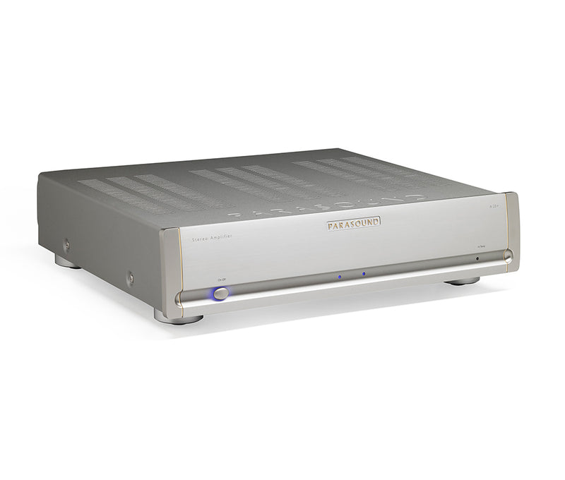Parasound A23P-SL Halo Series A 23+ Stereo Power Amplifier | 240W x 2 Channels