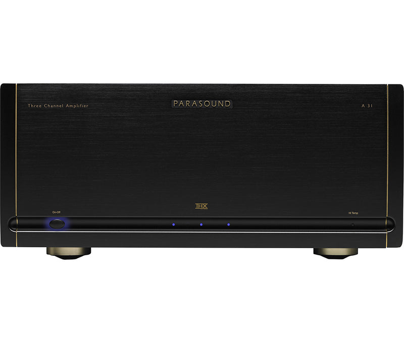 Parasound A31 Halo Series Amplifier