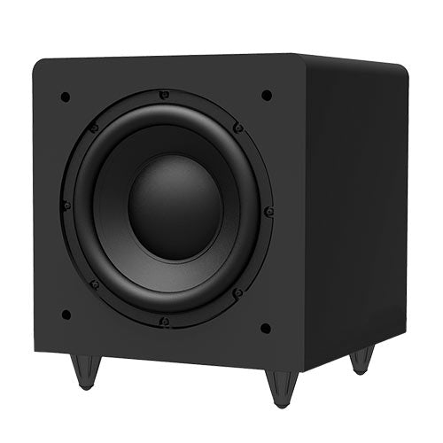 "Adept Audio ADS8 Dual Woofers, 8"" Front-Firing Active, 8"" Down-Firing"
