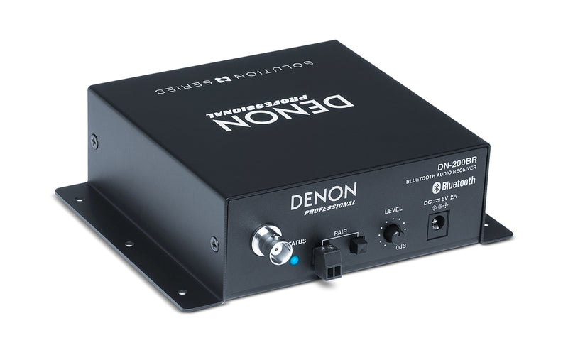 Denon Pro DN-200BR Stereo Bluetooth Audio Receiver
