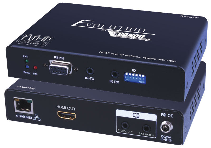 Vanco EVOIPRX1 EVO-IP Receiver