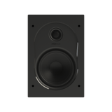 "Adept Audio IW62 6.5"" Polypropylene Woofers, 1"" Pivoting Silk Tweeters"