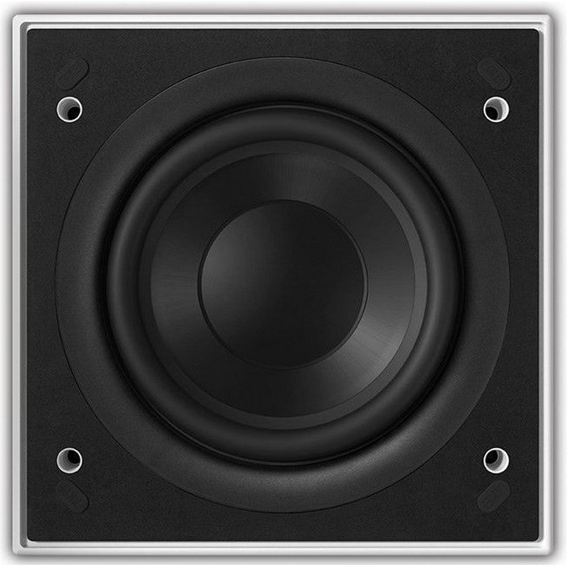 "KEF CI200QSB-THX 8"" THX Ultra2/Select2 In-Wall Square Subwoofer (Pair)"