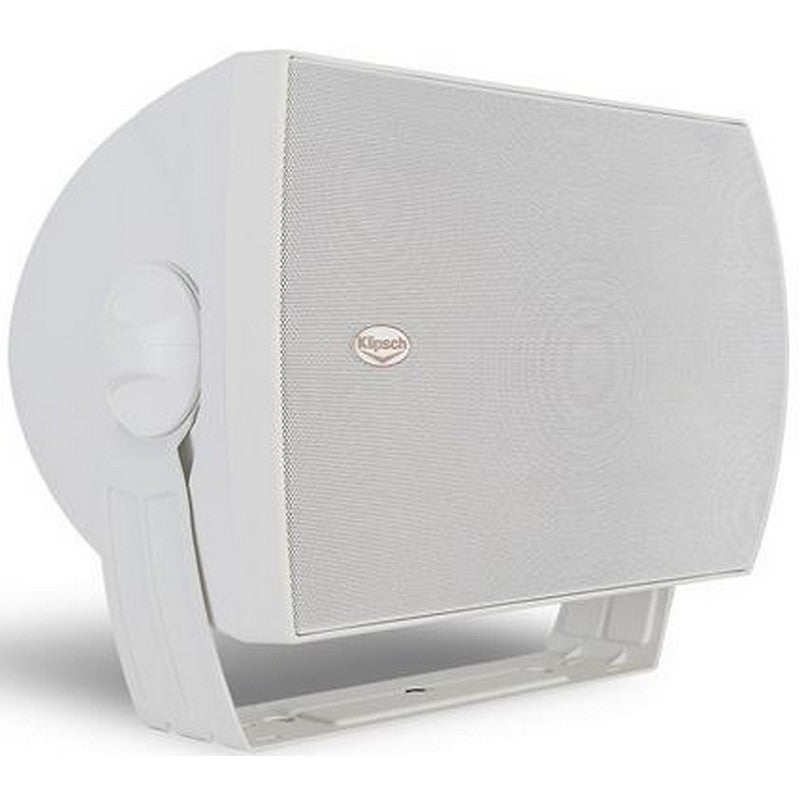 "Klipsch CA-800-TSW-WHITE 8"" Outdoor All-Purpose Passive Subwoofer White"
