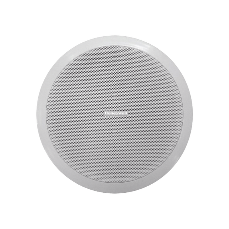 Honeywell L-PCP20A 5.5 Inches Ceiling Loudspeaker, White, Metal