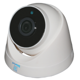 Silarius SIL-VDT8MP 8MP 4K Dome Turret Camera - 4mm lens