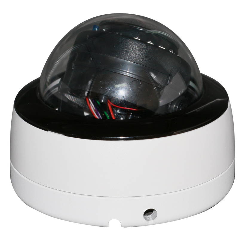 Silarius SIL-VD5MP 5MP IP Dome Camera - 3.6mm lens