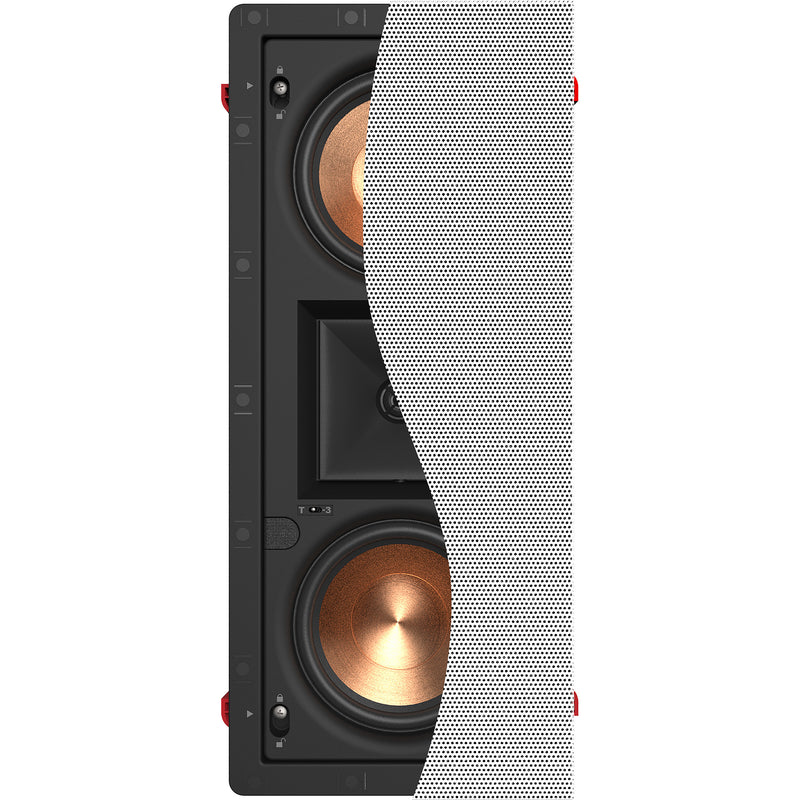 Klipsch PRO-25RW LCR Reference In-Wall Speaker