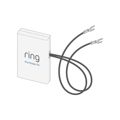 Ring PROPOWERKIT PRO POWER KIT V2 FOR PRO VIDEO DOORBELL 1080P