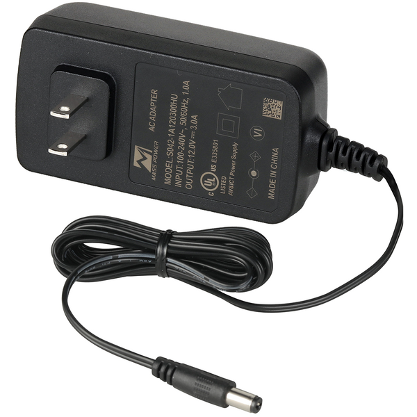 Dahua S042-1A120300HU 12 VDC, 3 A Power Adapter