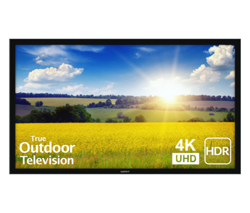 SunBrite™ SB-P2-65-4K-WH Pro 2 Series Full Sun 4K UHD 1000 NIT Outdoor TV - 65""
