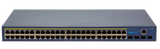 Silarius SIL-A48M3POE1G800 52 Ports Managed L3 POE+ switch with 48 Gigabit Ports PoE+, and 4x10G SFP Slots Uplink - 800W POE+