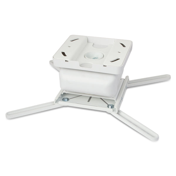 Strong™ SM-PROJ-XL-WH Universal Fine Adjust Projector Mounts for Projectors up to 50 lbs. (White)