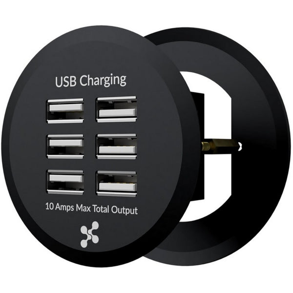 TechLogix TL-TI-PUSB 6 Port USB Charging Table Insert