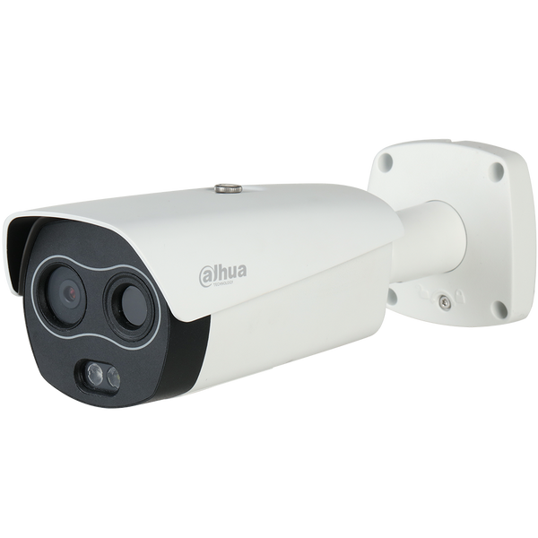 Dahua DH-TPC-BF2221N-TB7F8 Hybrid Thermal Network Bullet Camera with Thermometry