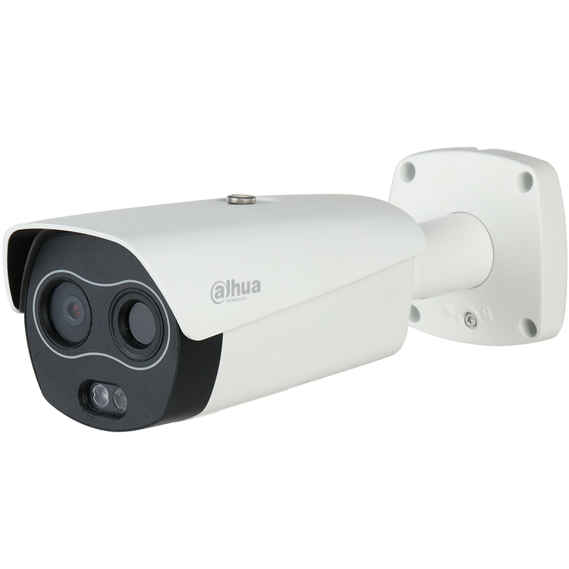 Dahua DH-TPC-BF2221N-TB3F4 Hybrid Thermal Network Bullet Camera with Thermometry