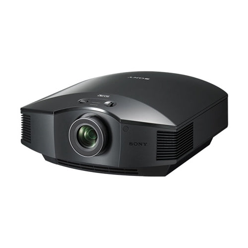 Sony VPL-HW65ES Full HD SXRD Home Cinema Projector with 1800 lumens brightness and white finish