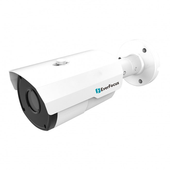 EverFocus EZN2850 8 Megapixel Outdoor IR Bullet Network Camera, 3.3-12mm Lens