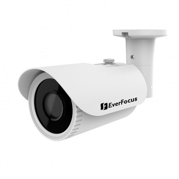 Everfocus EZA2880 8 Megapixel True Day/Night Outdoor IR Bullet Camera, 3.6-11mm Lens