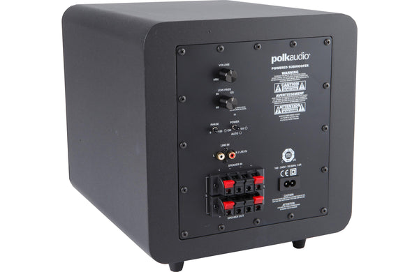 Polk Audio AM1145 PSW111 Ultra-compact powered subwoofer