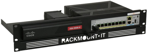 Rackmount.IT RM-CI-T8 Rack Mount Kit for Cisco Firepower 1010 / ASA 5506-X