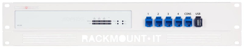 Rackmount.IT RM-SR-T5 Rack Mount Kit for Sophos XG 105 / XG 115 (Rev 3) / XG 106 (Rev 1)
