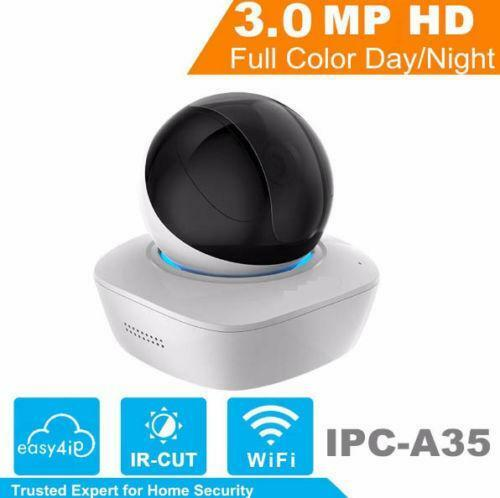 IN STOCK! Dahua IPC-A35 3MP A Series Wi-Fi Network PT Camera