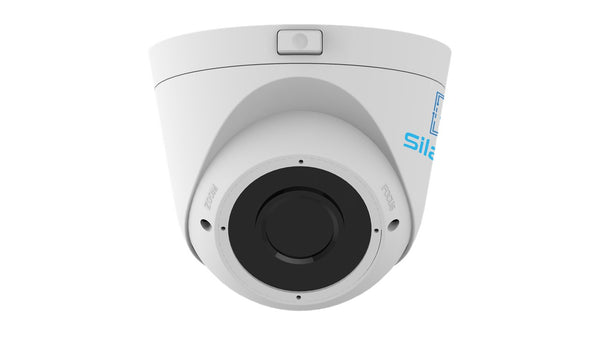 Silarius Pro Series SILHD5MPAF 5MP Dome Turret Camera w/ Auto Focus + Bracket