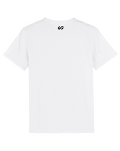 Laden Sie das Bild in den Galerie-Viewer, BLYMHL T-SHIRT - WHITE (UNISEX)
