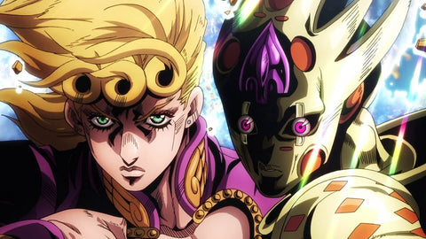 golden experience requiem jojo's bizarre adventure