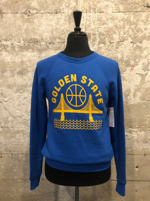 GOLDEN STATE FLEECE BLUE