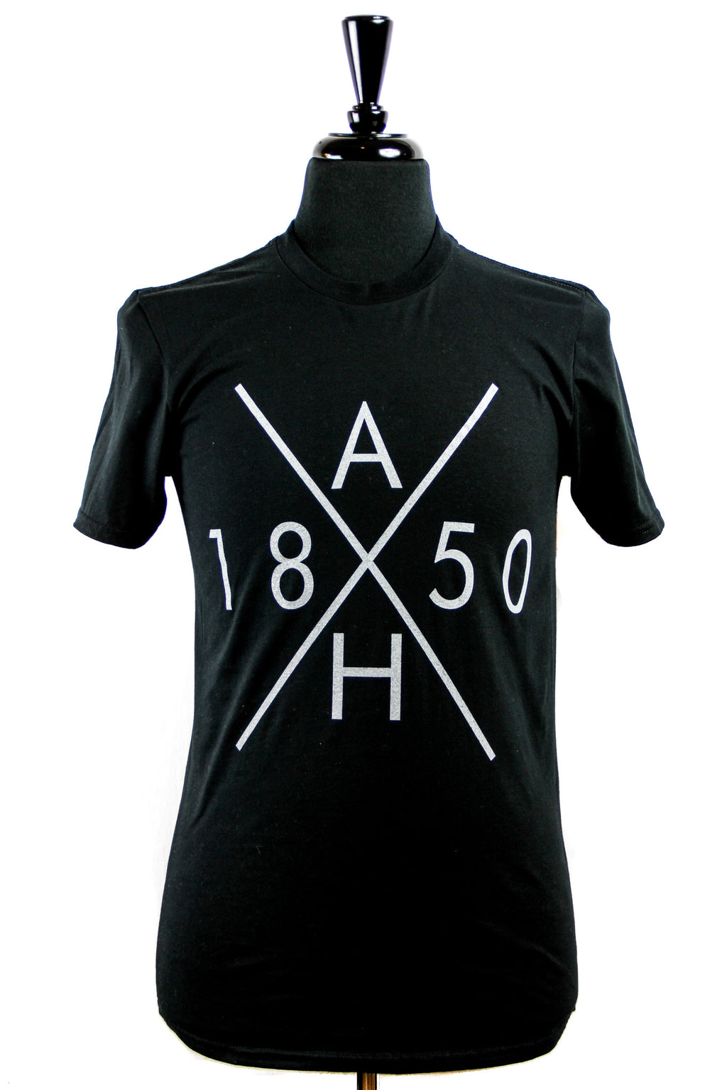 AH 1850 SHOP TEE - black