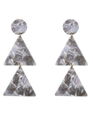 TONI TRIANGLE EARRING