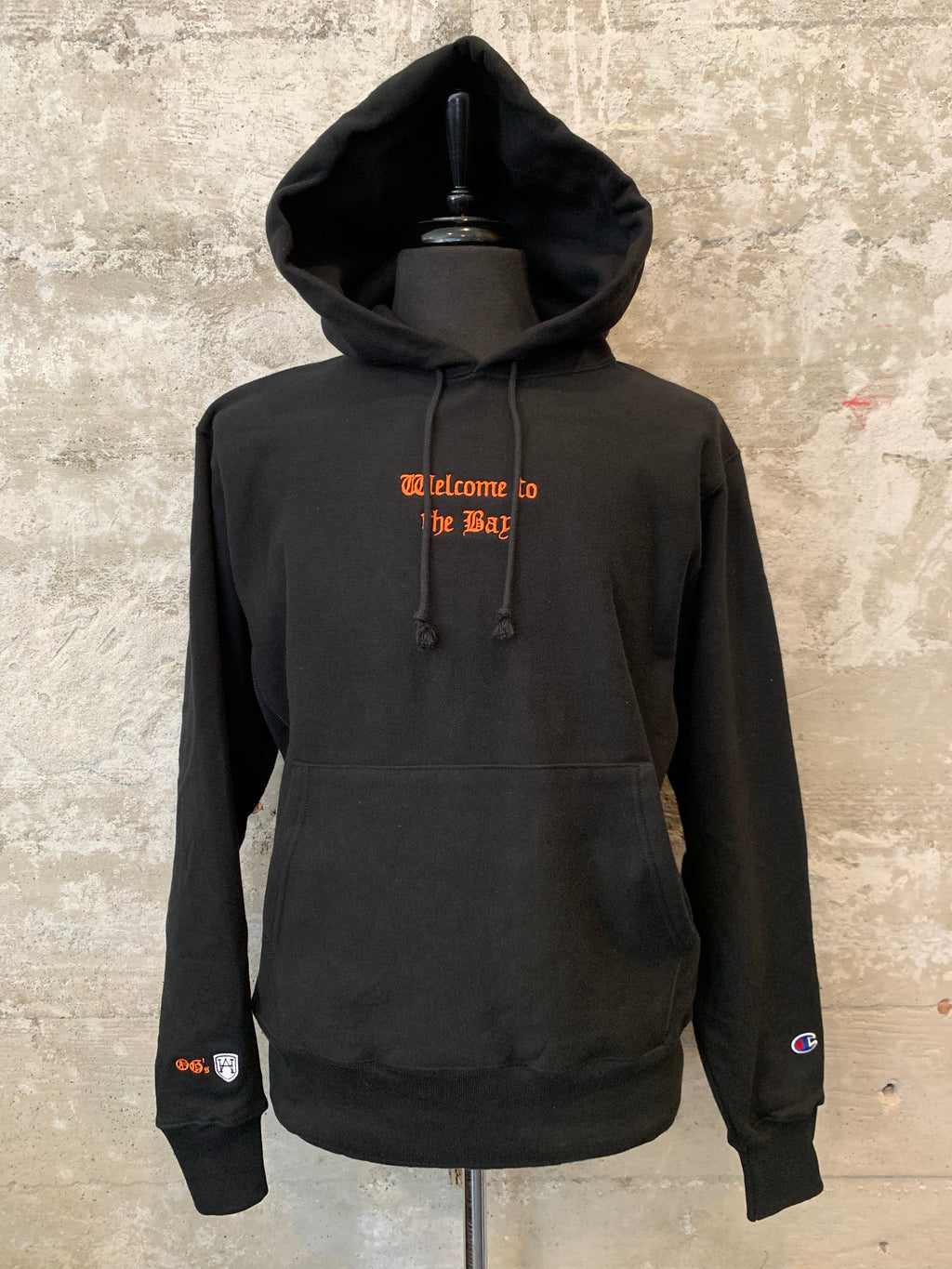 WELCOME TO THE BAY HOODIE - AH x OG COLLAB