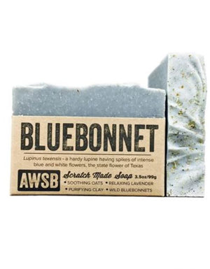 BLUEBONNET SOAP - 3.5 oz